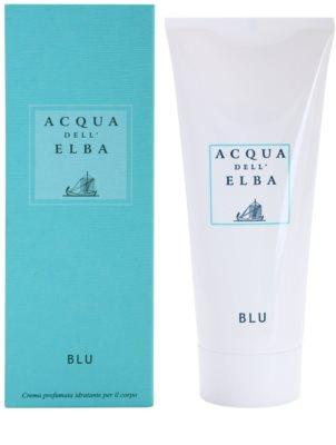 Acqua dell' Elba Blu Men krema za telo za moške