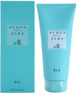 Acqua dell' Elba Blu Men sprchový gel pro muže