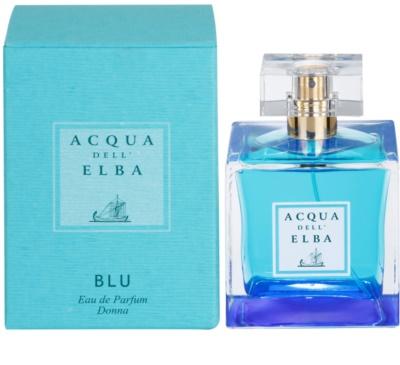 Acqua dell' Elba Blu Women eau de parfum nőknek