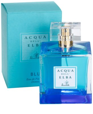 Acqua dell' Elba Blu Women eau de parfum nőknek 1