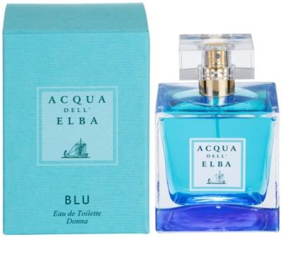 Acqua dell' Elba Blu Women Eau de Toilette para mulheres