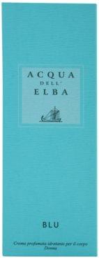Acqua dell' Elba Blu Women krem do ciała dla kobiet 2