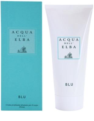 Acqua dell' Elba Blu Women tělový krém pro ženy