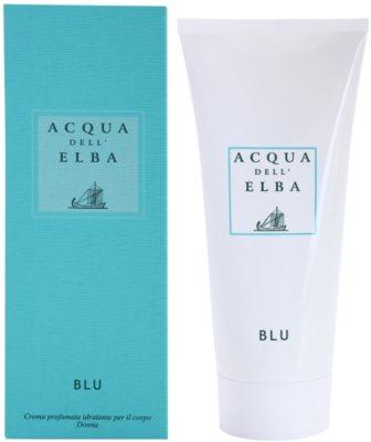 Acqua dell' Elba Blu Women testkrém nőknek
