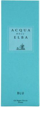 Acqua dell' Elba Blu Women tusfürdő nőknek 2