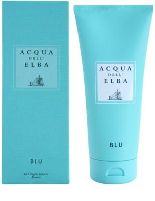 Acqua dell' Elba Blu Women sprchový gel pro ženy