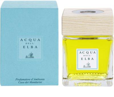 Acqua dell' Elba Casa dei Mandarini Aroma Diffuser mit Nachfüllung