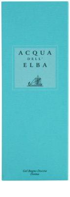 Acqua dell' Elba Classica Women gel de duche para mulheres 2