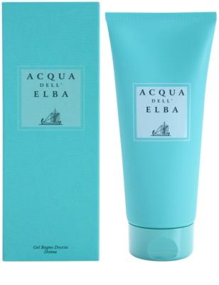 Acqua dell' Elba Classica Women гель для душу для жінок