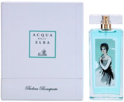 Acqua dell' Elba Paolina Bonaparte Limited Edition Eau de Parfum für Damen