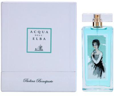 Acqua dell' Elba Paolina Bonaparte Limited Edition eau de parfum para mujer