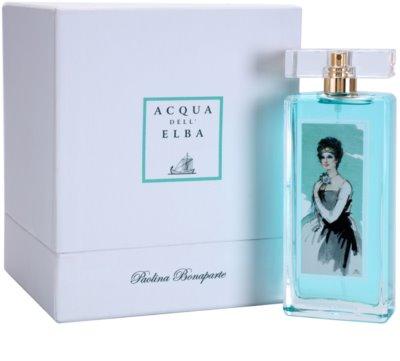 Acqua dell' Elba Paolina Bonaparte Limited Edition Eau de Parfum für Damen 1