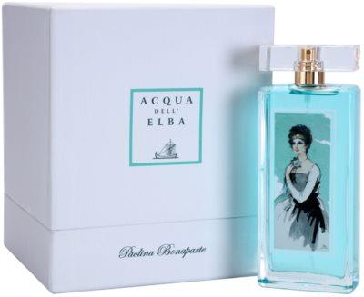 Acqua dell' Elba Paolina Bonaparte Limited Edition parfémovaná voda pro ženy 1