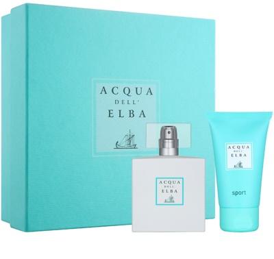 Acqua dell' Elba Sport подарункові набори