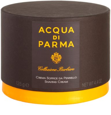 Acqua di Parma Collezione Barbiere borotválkozó krém férfiaknak 4