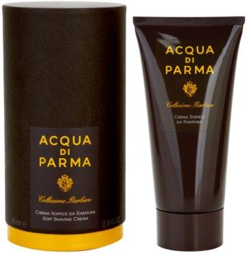 Acqua di Parma Collezione Barbiere borotválkozó krém férfiaknak