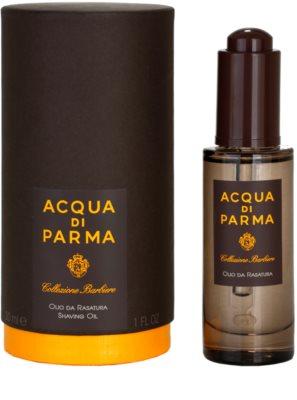 Acqua di Parma Collezione Barbiere olej na holení pro muže