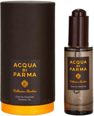 Acqua di Parma Collezione Barbiere ulei de barbierit pentru barbati