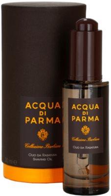 Acqua di Parma Collezione Barbiere borotválkozó olaj férfiaknak 2
