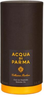 Acqua di Parma Collezione Barbiere borotválkozó olaj férfiaknak 4