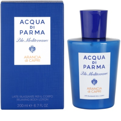 Acqua di Parma Blu Mediterraneo Arancia di Capri leite corporal unissexo