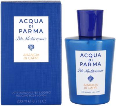 Acqua di Parma Blu Mediterraneo Arancia di Capri testápoló tej unisex