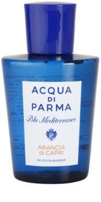 Acqua di Parma Blu Mediterraneo Arancia di Capri Shower Gel unisex 2