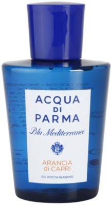 Acqua di Parma Blu Mediterraneo Arancia di Capri gel de dus unisex 2