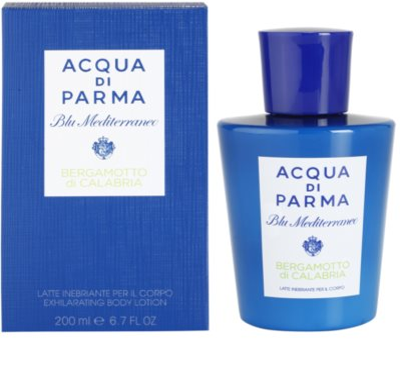 Acqua di Parma Blu Mediterraneo Bergamotto di Calabria Körperlotion für Herren