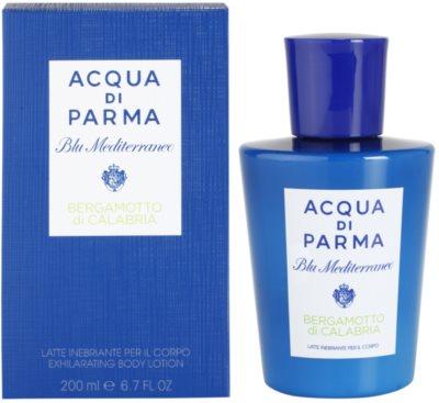 Acqua di Parma Blu Mediterraneo Bergamotto di Calabria tělové mléko pro muže