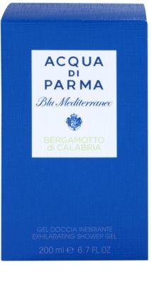 Acqua di Parma Blu Mediterraneo Bergamotto di Calabria gel de duche unissexo 3