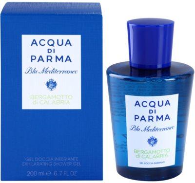 Acqua di Parma Blu Mediterraneo Bergamotto di Calabria gel de ducha unisex