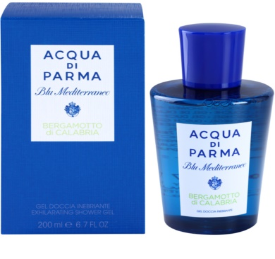 Acqua di Parma Blu Mediterraneo Bergamotto di Calabria gel de duche unissexo