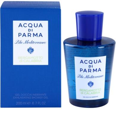 Acqua di Parma Blu Mediterraneo Bergamotto di Calabria tusfürdő unisex