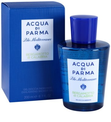Acqua di Parma Blu Mediterraneo Bergamotto di Calabria gel de duche unissexo 1