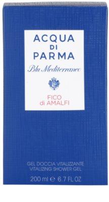 Acqua di Parma Blu Mediterraneo Fico di Amalfi gel de dus pentru femei 2