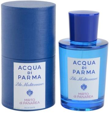 Acqua di Parma Blu Mediterraneo Mirto di Panarea toaletna voda uniseks