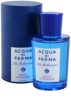 Acqua di Parma Blu Mediterraneo Mirto di Panarea Eau de Toilette unisex 1