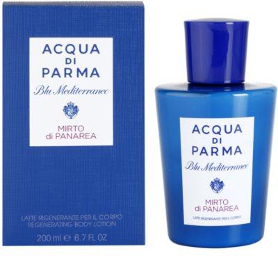 Acqua di Parma Blu Mediterraneo Mirto di Panarea mleczko do ciała unisex