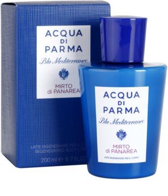 Acqua di Parma Blu Mediterraneo Mirto di Panarea Körperlotion unisex 1