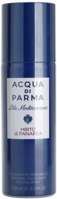 Acqua di Parma Blu Mediterraneo Mirto di Panarea deodorant Spray unissexo