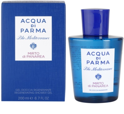 Acqua di Parma Blu Mediterraneo Mirto di Panarea gel de ducha unisex