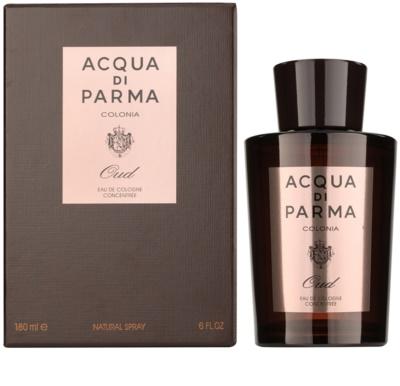 Acqua di Parma Colonia Oud kölnivíz férfiaknak