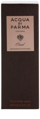 Acqua di Parma Colonia Oud дезодорант-спрей для чоловіків 4