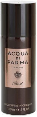 Acqua di Parma Colonia Oud дезодорант-спрей для чоловіків 2