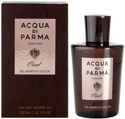 Acqua di Parma Colonia Oud gel de ducha para hombre