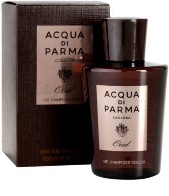 Acqua di Parma Colonia Oud sprchový gél pre mužov 1