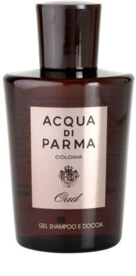 Acqua di Parma Colonia Oud sprchový gél pre mužov 2