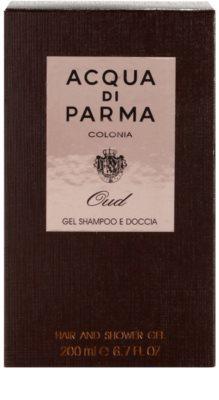 Acqua di Parma Colonia Oud sprchový gél pre mužov 3