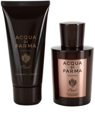 Acqua di Parma Colonia Oud dárková sada 3